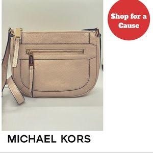 Shop for a Cause Michael Kors Julia Crossbody Pink